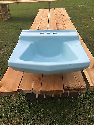Vintage Antique Beautiful Ceramic Sink Never Used 1969