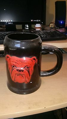 Red Dog Beer Stein / Mug Nice Collectable