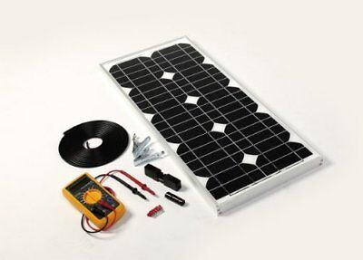 Solar Technology PV Logic STP018 - Juego de panel solar (18 W)