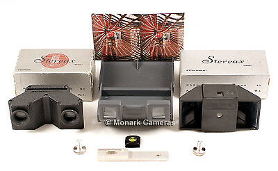 Olympus Trip Stereo Outfit (Camera NOT Included) Loreo 3D Print & Slide Viewers
