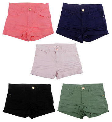 Girls Ex High Street Fashion Shorts - All Season Shorts