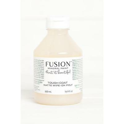 Fusion Mineral Paint Tough Coat Matte Wipe-On Poly