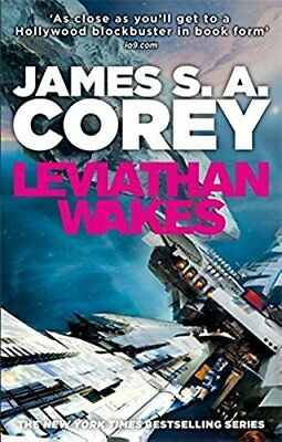 Leviathan Wakes: Book One of the Expanse series,Excellent Condition