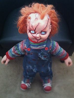 TALKING Replica Bride of CHUCKY Good Guy Doll Child's play horror Prop Custom