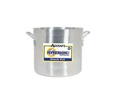 Adcraft H3-SP24 Hyperion3 24 Qt. Aluminum Stock Pot (lid not included, sold sep)
