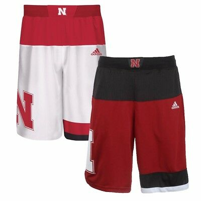Nebraska Cornhuskers NCAA Official Replica Basketball Shorts Toddler SZ (2T-4T)