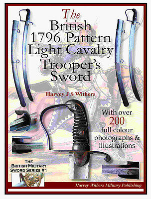 The British Napoleonic 1796 Pattern Light Cavalry Trooper's Sword Booklet