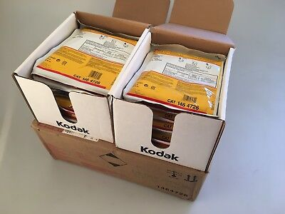 Kodak Dektol B&W Paper Film  Developer New Old Stock 1 Gallon Package 10/2015