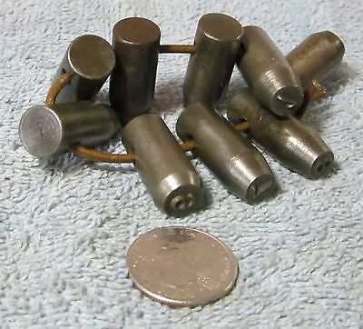 "Machine Made Number Steel Stamps 3/8"" & 1 1/4"" long"