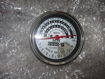 Minneapolis Moline Tach M5  LP/GAS  NEW AND MORE