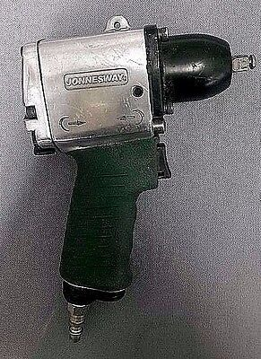 "Used, Jonnesway Jai-0303 3/8"" Heavy-Duty 220Ft-Lb Air Impact Wrench-"
