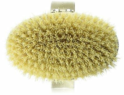 Hydrea Professional Dry Skin Body Brush with Cactus Bristles (Firm/Extra Firm B