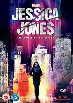 Marvel's Jessica Jones - Season 1 [DVD] [2016] - DVD  W6VG The Cheap Fast Free