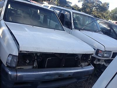 Wrecking Holden Rodeo 1991