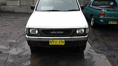 WRECKING Holden Rodeo 93