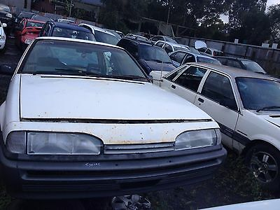 WRECKING Holden Commodore VL 1986