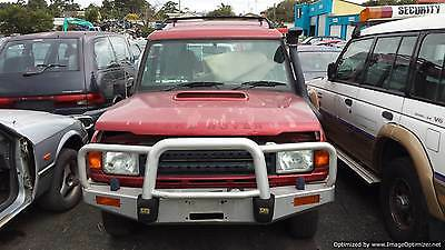 WRECKING Landrover Discovery 1996