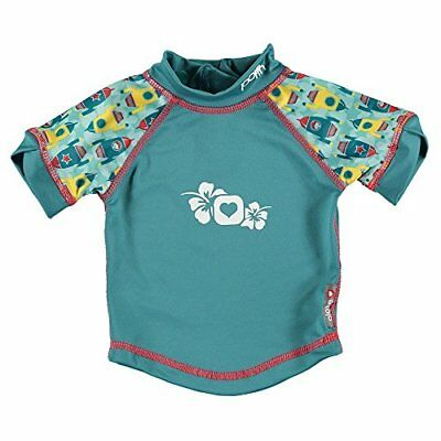 Close Parent 25880 - Camiseta de baño con protección UV, diseño Rockets, talla