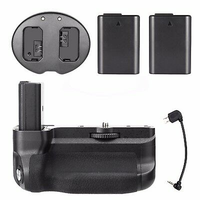 AU Meike MK-A6300 Battery Grip f. SONY A6300 + 2* NP-FW50 Battery + USB Charger