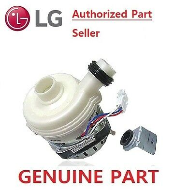 Genuine Lg Dishwasher Drain Pump Eau62043401 Aud