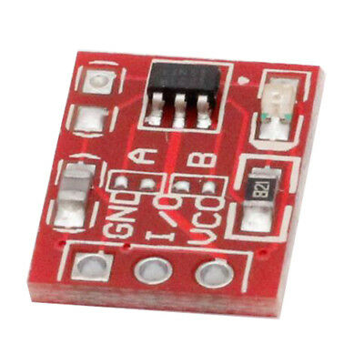 2pcs TTP223 Touch Key Button Module Self or No-Locking Capacitive Switches TP