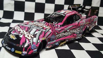 2015 Courtney Force Pink Traxxas 1:24th Chevrolet Camaro NHRA Funny Car