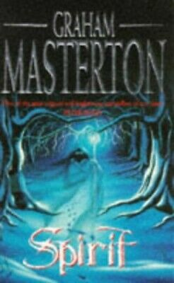 Spirit by Masterton, Graham Paperback Book The Cheap Fast Free Post