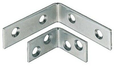 Chair Angle Corner Brace Or Shelf Bracket, Left Or Right  25 X 25 X 16 Mm