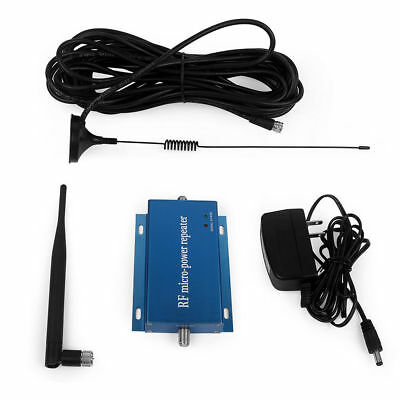 US STOCK Cellular Signal Booster 60dB 3G 850mhz Repeater Amplifier for Home Use