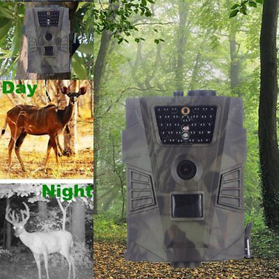 12MP 720P Hunting Camera Outdoor Digital Trail Camera HT-001 Hinterspiel Jagd PP