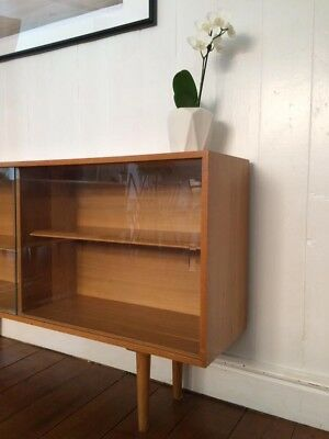 Retro Vintage Mid Century Robin Day For Hille Bookcase