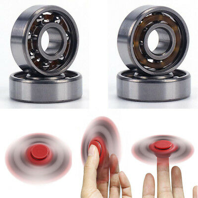 High Speed Steel Balls 608 Bearings For Hand Fidget Finger Spinner EDC Toys Hot