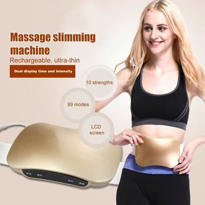 Lazy Exercise Body Shaping Equipment Slimming Machine Electric Vibration