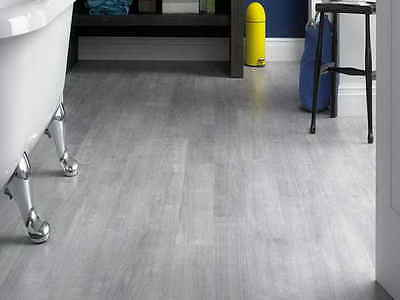 Engineered Grey Oak Lacquered Click Lok 145m x 13.5/2mm Wood Flooring