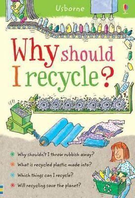 Why Should I Recycle? by Susan Meredith (Hardback, 2015)