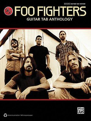 Foo Fighters, Guitar Tab Anthology (Authentic Guitar-Tab)