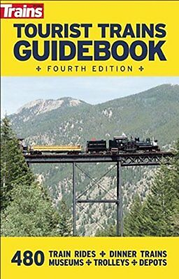 Tourist Trains Guidebook (Trains Magazine)