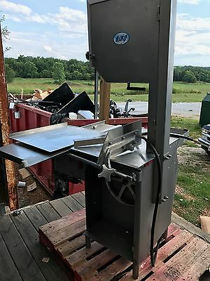 USED BIRO 3334 Commercial Vertical Meat Saw, Excellent, Free SHIPPING!