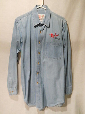 Ray-Ban Sunglasses by Bausch & Lomb - Denim Shirt 1990s Dealers Only - Vintage