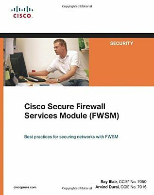 Cisco Secure Firewall Services Module (FWSM) (Cisco Press Networking Technology
