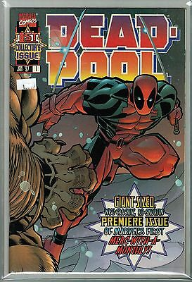 Deadpool #1 1997 1st Ongoing Series F/VF