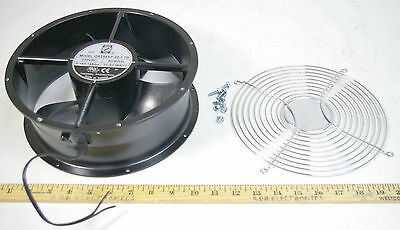 "Orion OA254AP-22-1 10"" 3-Blade Ball Bearing Cooling Fan 230VAC 547cfm OA254"