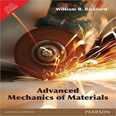 Advanced Mechanics Of Materials 1/e