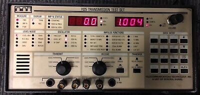 TTI 1125 Transmission Test Set