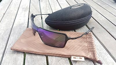 ca3f9eb835 Oakley Probation Sunglasses Matte Black Black Iridium Polarized