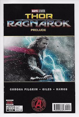 Thor Ragnarok Prelude #3 (Marvel, 2017) - New/Unread (NM)