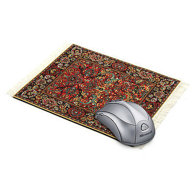 Mouserug Mouse Pad Floral Arabesque Carpet  Oriental Rug New Rugs Iran 17 C