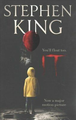 It: film tie-in edition of Stephen King's IT by Stephen King (Paperback, 2017)