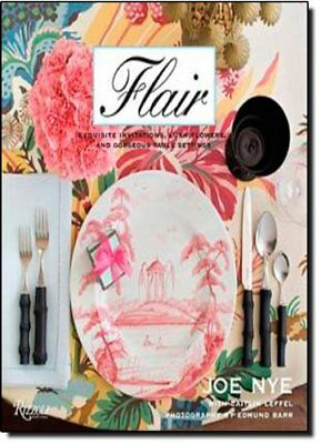 Flair: Exquisite invitations, lush flowers, and gorgeous table settings for spe