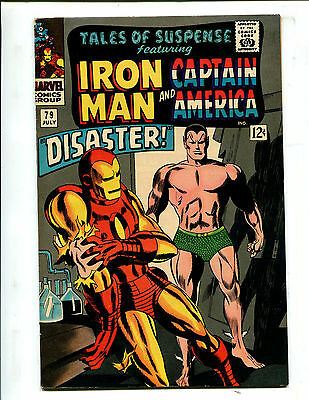 Tales Of Suspense #79 Disaster! (7.0) 1966